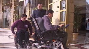 Dove sono i disabili in strada?