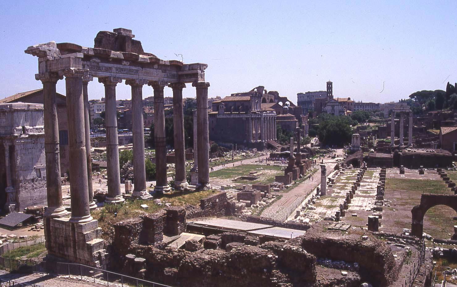 Anno 2010: Roma accessibile