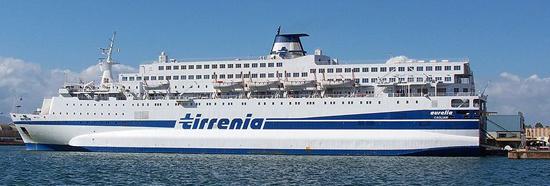 Viaggio in nave: da Genova a Olbia e ritorno con la Tirrenia