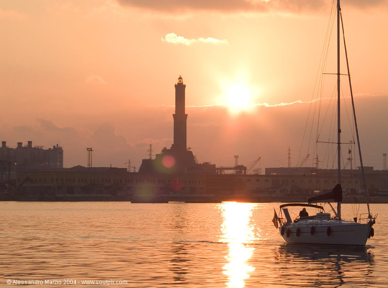Un giro a Genova