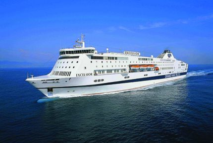 Viaggio in nave da Genova a Palermo con GNV