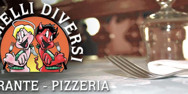 Ristorante pizzeria: Gemelli Diversi