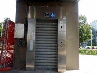 L'ascensore di Assago Forum è stata attivata?