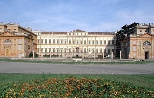 Metti un giorno alla Villa Reale di Monza….