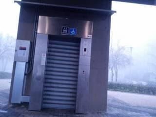 Anno nuovo, ascensore vecchio
