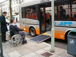 MOBILITA' DISABILI A ROMA: ADDIO MOBILITY CARD, ARRIVA IL BUS SHARING