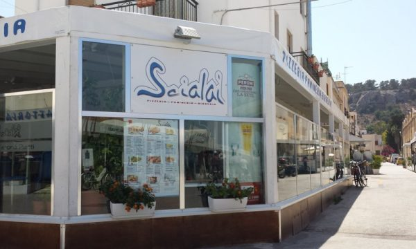 San Vito Lo Capo: Ristorante Pizzeria Panineria Scialai