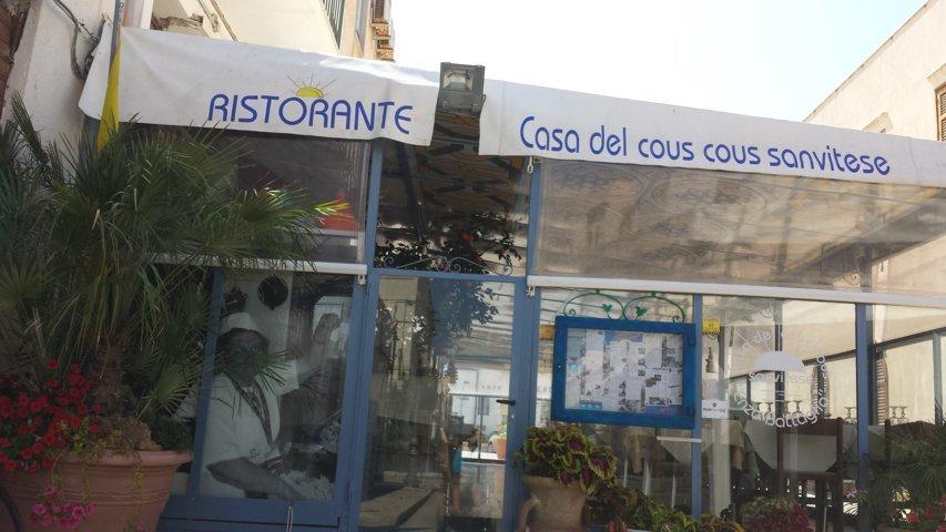 San Vito Lo Capo: Ristorante Casa del Cuscus Sanvitese
