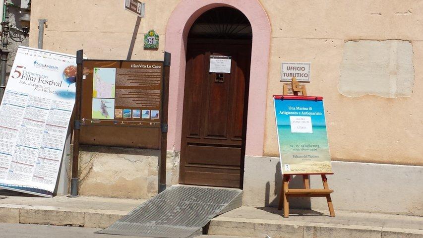 San Vito Lo Capo: Ufficio Turistico