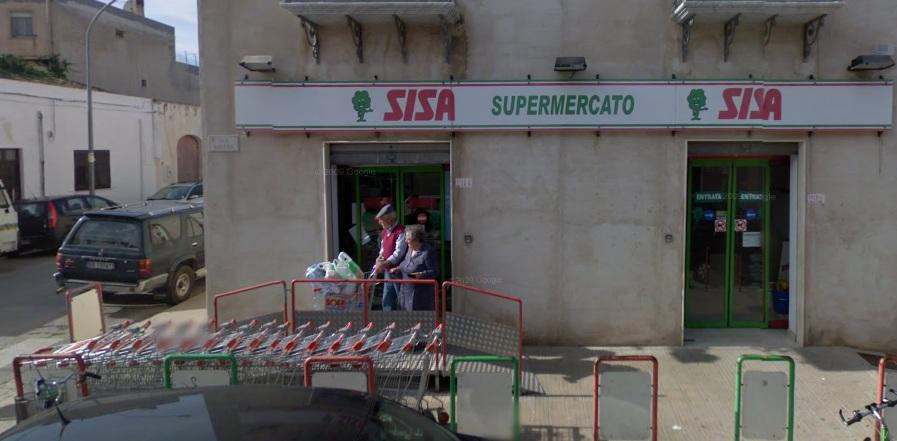 San Vito Lo Capo: supermercato Sisa