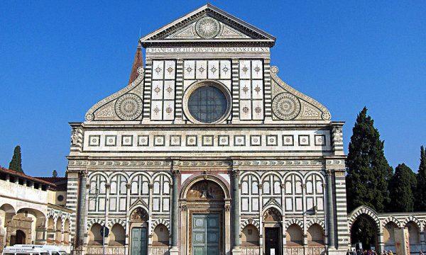 Firenze: Santa Maria Novella accessibile per turisti disabili ma non per fedeli disabili