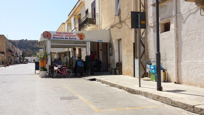 San Vito Lo Capo: Pizzeria Gastronomia da Salvo