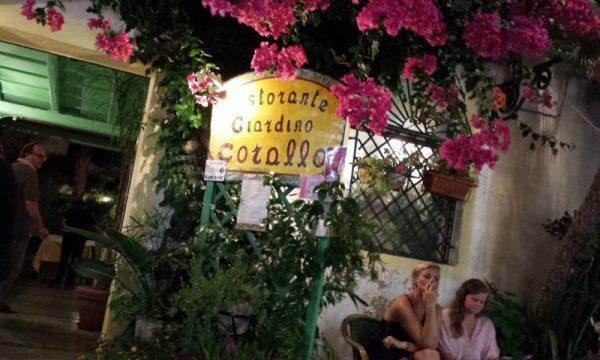 San Vito Lo Capo: ristorante Il Corallo