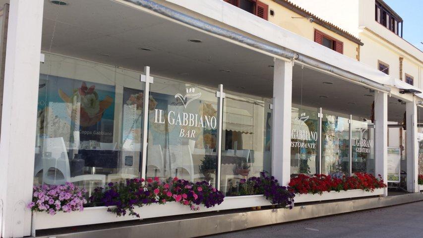 San Vito Lo Capo: Bar Il Gabbiano