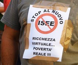 No al nuovo ISEE: il caso di Marco Campanini