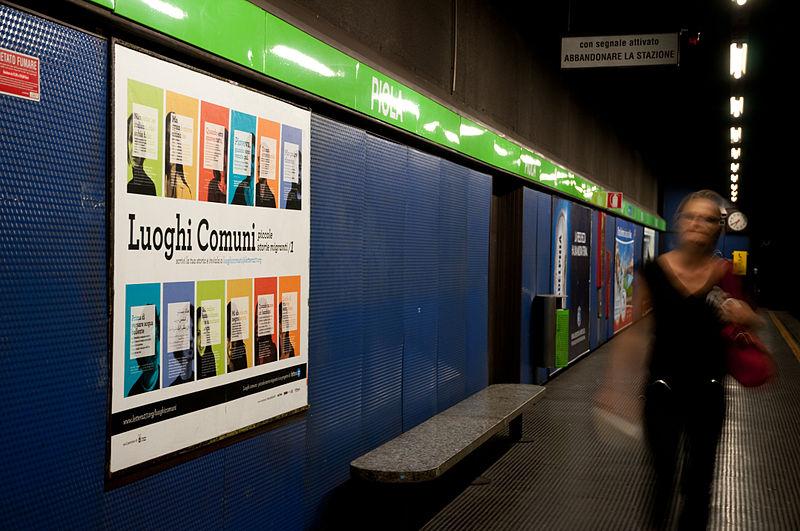 ATM: Muoversi a Milano, testimonianza di Riccardo Baldinotti una persona in carrozzina