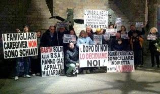 Assistenza indiretta: Perugia sfida la Regione Umbria