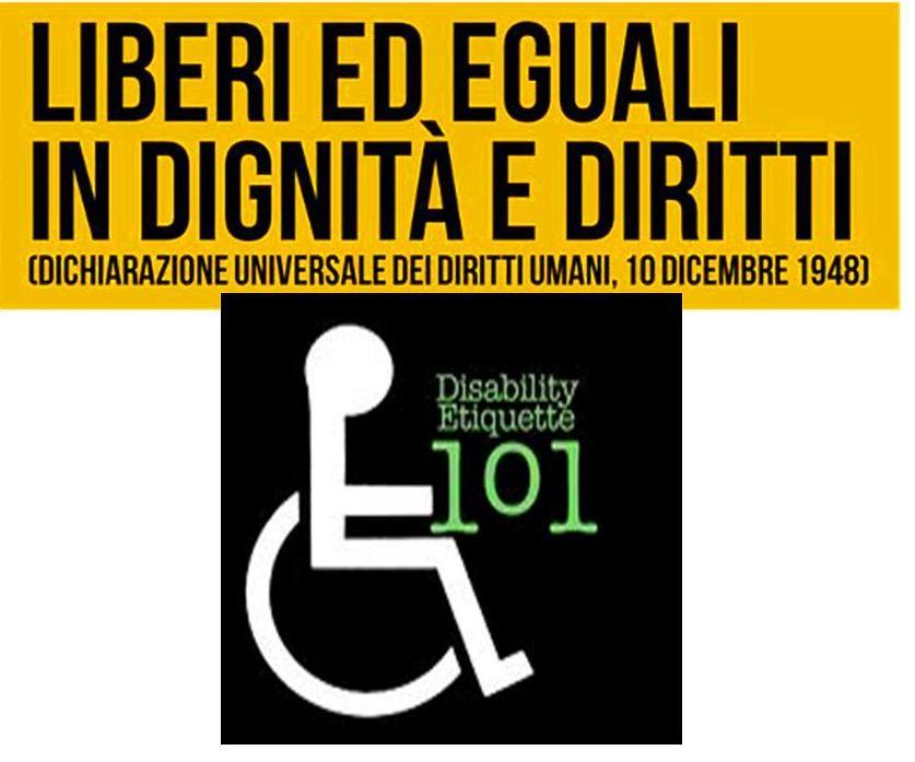 Il galateo della disabilità