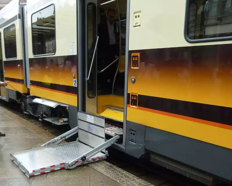 ATM e i tram fantasma
