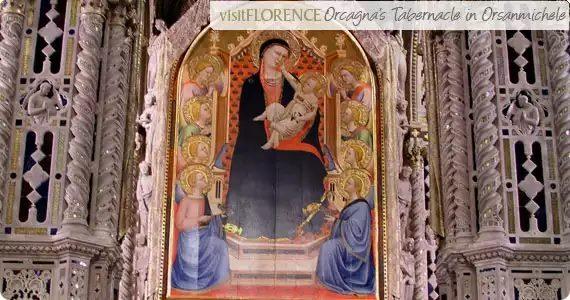 Firenze: chiesa di Orsanmichele non accessibile