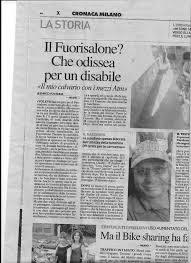 Disabili allo scoperto controllerà l'accessibilità in vista di Expo