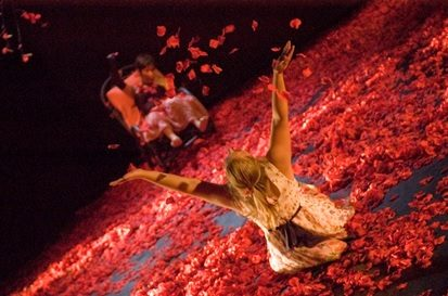 """""""Il suono della caduta"""": in scena al teatro Ringhiera il talento di eccezionali attori disabili"""