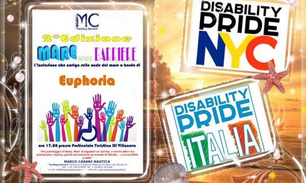Ostuni: inaugurazione imbarcazione accessibile per persone disabili