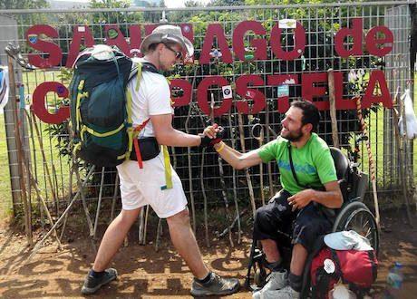 Santiago Di Compostela: Un viaggio per abbattere i muru della disabilità