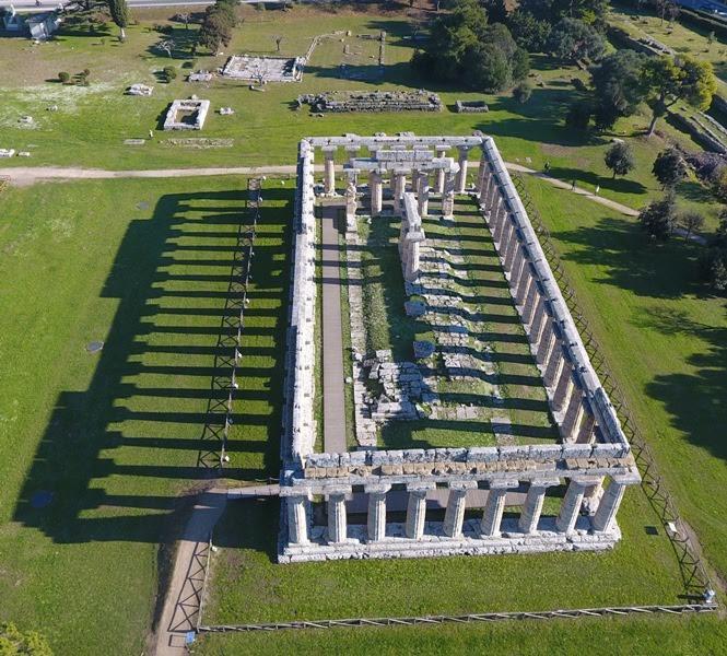 Parco Archeologico di Paestum: Per la Prima Domenica del Mese Iniziative gratuite