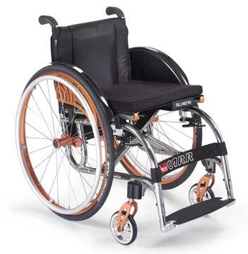 ASL Roma: negata carrozzina leggera a persona disabile